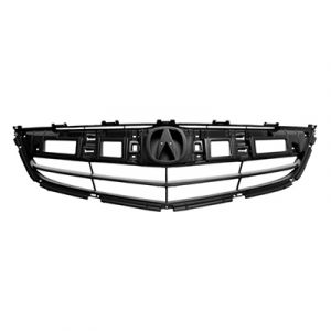 ACURA ILX GRILLE DK-GRAY OEM#71121TX6A11 2013-2015 PL#AC1200123