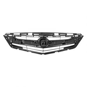ACURA ILX GRILLE MAT-BLK (WO/ADAPTIVE CRUISE) OEM#71121TX6A51 2016-2018 PL#AC1200129