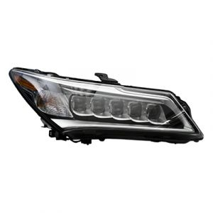 ACURA MDX HEAD LAMP ASSEMBLY RIGHT (LED)**CAPA** OEM#33100TZ5A01 2014-2016