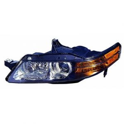 ACURA TL HEAD LAMP UNIT LEFT OEM#33151SEPA11 2006 PL#AC2502111