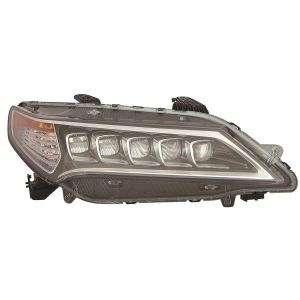 ACURA TLX HEAD LAMP ASSEMBLY (LED) RIGHT**NSF** OEM#33100TZ3A01 2015-2017 PL#AC2503127N