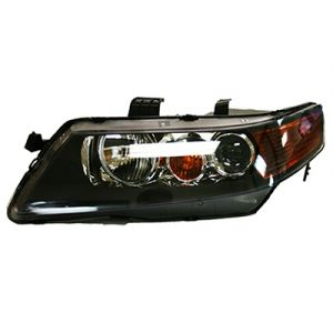 ACURA TSX HEAD LAMP UNIT LEFT**CAPA** OEM#33151SECA12 2004-2005