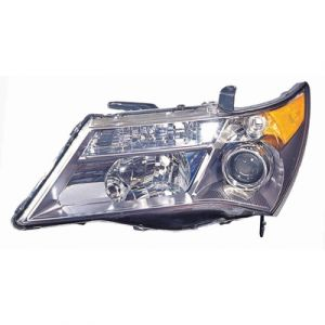 ACURA MDX HEAD LAMP UNIT LEFT (SPORT MDL)(W/ADAPTIVE LAMP)**NSF** OEM#33151STXA02 2007-2009