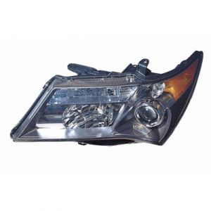 ACURA MDX HEAD LAMP UNIT LEFT (BASE/TECH MDL)(WO/PADAPTIVE LAMP)**NSF** OEM#33151STXA12 2007-2009