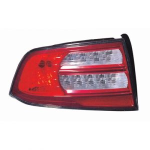 ACURA TL TAIL LAMP UNIT LEFT (BASE/NAVI MDL)**NSF** OEM#33551SEPA11 2007-2008 PL#AC2818107N