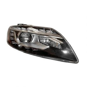 AUDI Q7 HEAD LAMP UNIT LEFT (XENON)(W/CURVE LIGHTING) (OE Quality) OEM#4L0941029AL 2010-2015