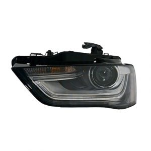 AUDI ALLROAD (A4)(WG) HEAD LAMP ASSEMBLY LEFT (XENON)(WO/CURVE LIGHTING)**NSF** OEM#8K0941043E 2013-2016