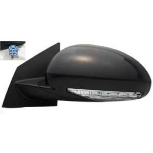 BUICK ENCLAVE DOOR MIRROR LEFT PWR/HTD(W/SIGNAL)(W/O MEMORY) OEM#25867090 2008-2017 PL#GM1320380