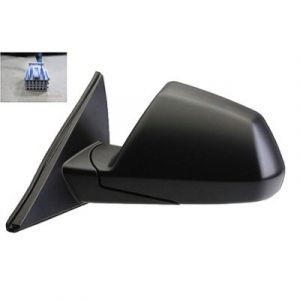 CADILLAC CTS SD 08-13/CTS-V SD DOOR MIRROR LEFT PWR HTD (WO/MEMORY) OEM#25828083 2008-2014 PL#GM1320403