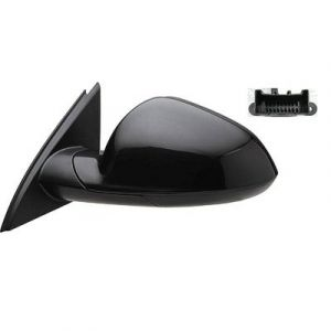 BUICK REGAL DOOR MIRROR LEFT POWER/HEATED (WO/SIGNAL)(PTM COVER) OEM#22855373 2011-2013 PL#GM1320434